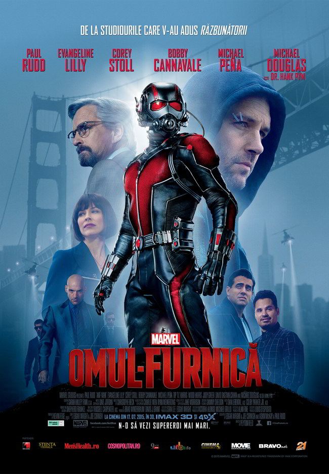 Afis_Omul-Furnica (Ant-Man)