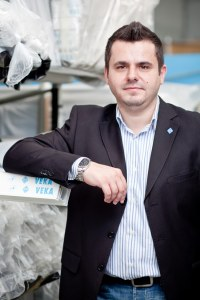 Alexandru Oancea, Marketing Manager VEKA Romania