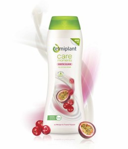 Elmiplant Cranberry&Passionfruit Shower Cream 400ml WOW JPG RGB