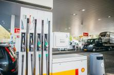 Shell Berchem - Consumer pumps