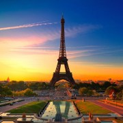 Vive la France! Weekend romantic la Paris