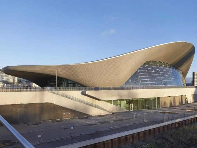 London Aquatics Centre by Zaha Hadid Architects (London, UK)