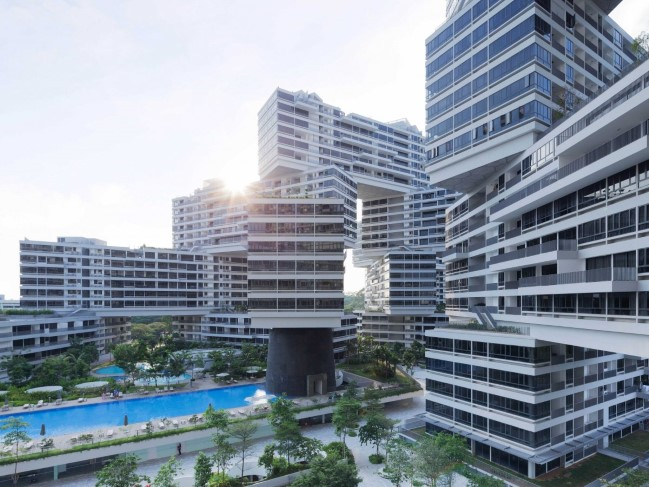 THE INTERLACE by Buro Ole Scheeren (Singapore)