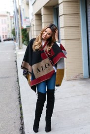 Ariana-Lauren-Fashion-Born-Blogger-Burberry-Poncho-Fall-Trends-Mission-District-San-Francisco-Photography-by-Ryan-Chua-7013
