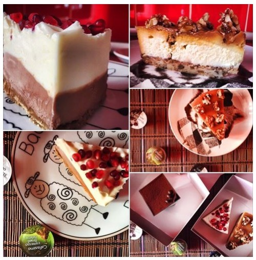 cheesecake folie