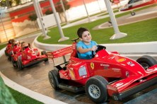 Ferrari World_Dubai