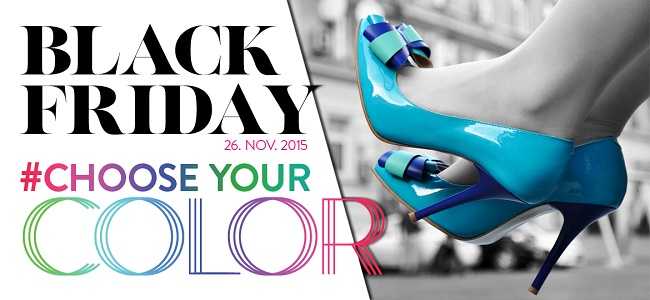 De Black Friday #ChooseYourColor @Diane Marie Studio