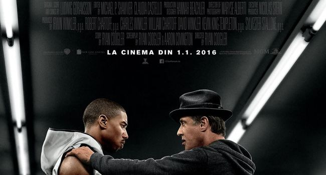 "Rocky Balboa se întoarce! ""Creed"", la cinema din 1 ianuarie 2016. VIDEO"