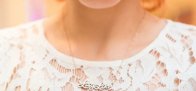 "Fashion Trends: Lady Like Necklace: un simbol ""to keep"", pentru o femeie ""to remember"""