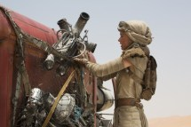 Star Wars: The Force Awakens Rey (Daisy Ridley) Ph: David James © 2015 Lucasfilm Ltd. & TM. All Right Reserved.
