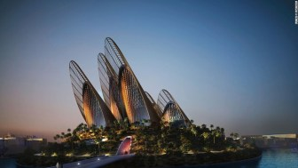 Zayed National Museum - Abu Dhabi