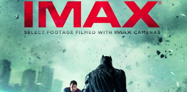 Batman vs Superman_IMAX Poster