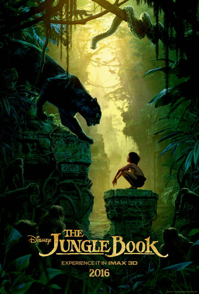 The Jungle Book_IMAX Teaser Poster