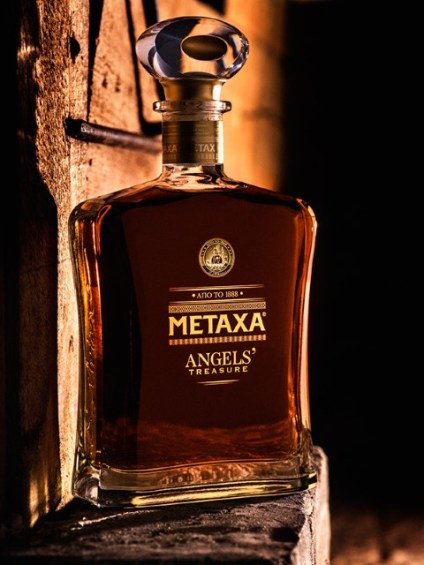 METAXA ANGELS' Treasure -The Decanter (3)