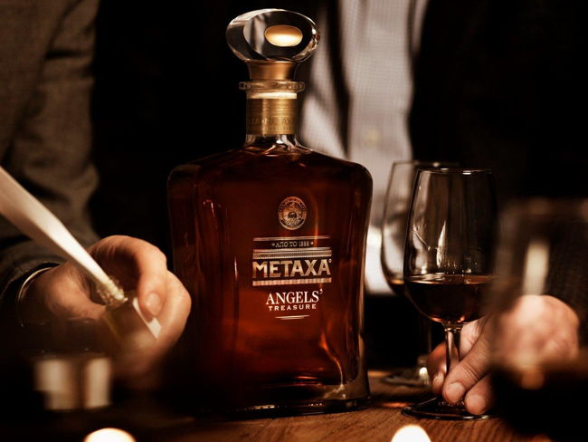METAXA ANGELS' Treasure with Pierre Aulas and Costas Raptis