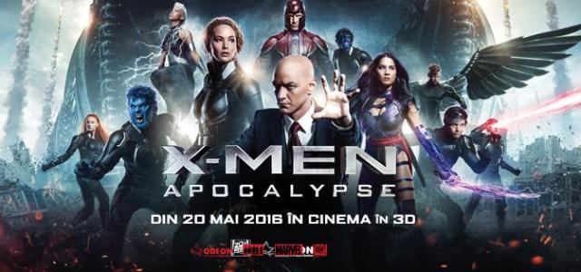 Movie Trends: Gata de X-MEN: DAYS OF FUTURE PAST