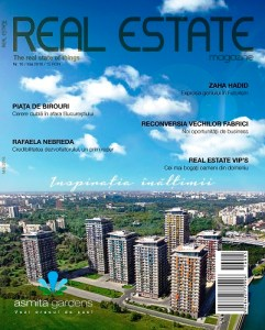 Coperta Real Estate Magazine
