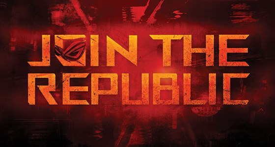 ASUS Republic of Gamers organizează cel mai amplu turneu offline de gaming din România: Join The Republic