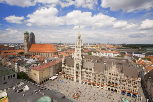 Concurs: Câștigă un city break la Munchen