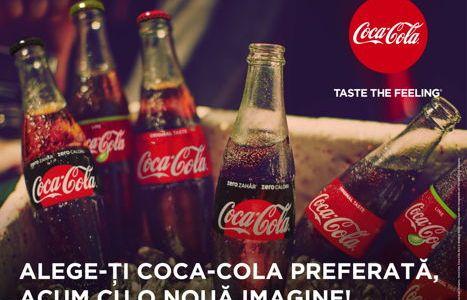 Ce au în comun Coca-Cola, Coca-Cola Zero și Coca-Cola Lime?