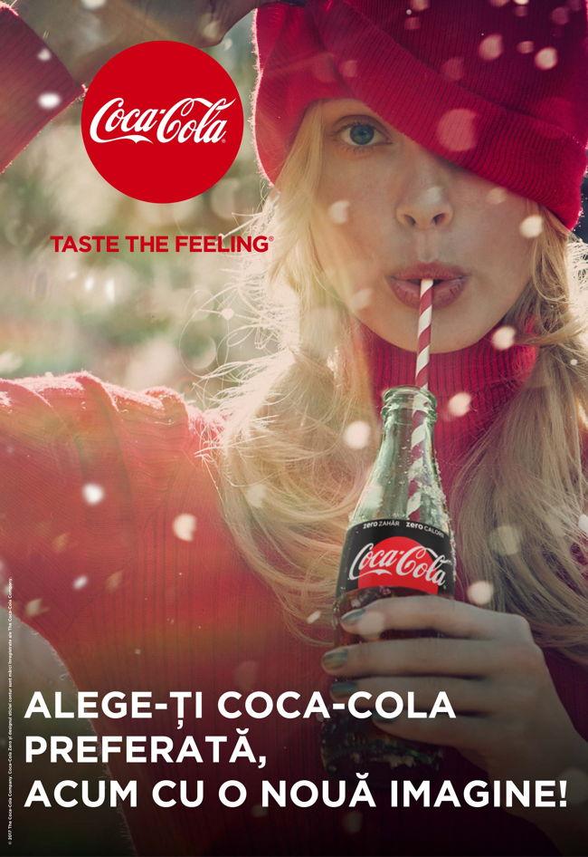 Coca-Cola - O noua imagine