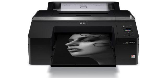 Epson lansează o super imprimantă pentru proofing, fotografie şi fine art