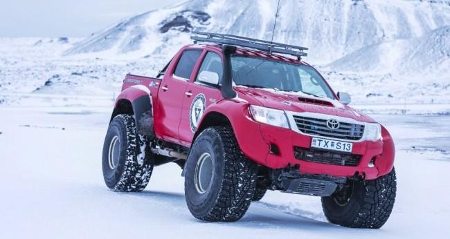 Nokian Tyres și Arctic Trucks lansează anvelopa Nokian Hakkapeliitta 44