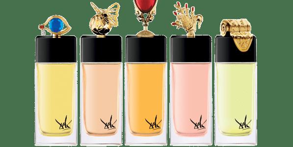 Elysee prezinta in exclusivitate colectia Dali Haute Parfumerie
