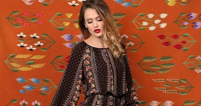 Fashion Trends: IIANA lansează colecția de primavară – vară NEOETNIC 2017