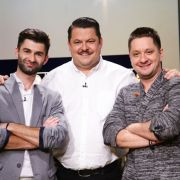 Mihai Bobonete, Octavian Strunilă și Paul Ipate revin la PRO TV