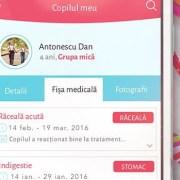 Kinderunity lansează aplicaţia mobilă care facilitează comunicarea între părinţi şi grădiniţă