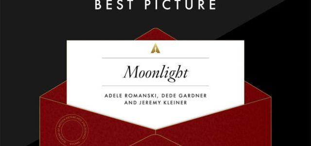 """OSCAR 2017: """"Moonlight"""", cel mai bun film. Emma Stone şi Casey Affleck, cei mai buni actori în rol principal"""