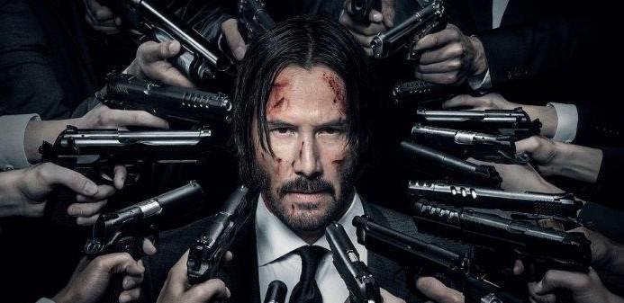 """Keanu Reeves ţinteşte acţiunea în """"John Wick 2"""", din 17 februarie, la cinema"""