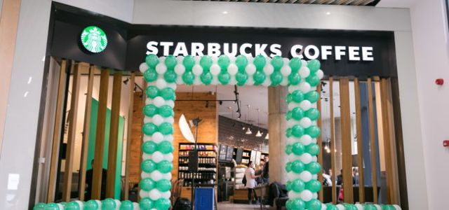 Starbucks, numită a treia cea mai admirată companie din lume