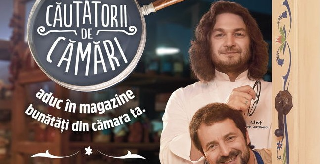 Cheamă-i pe Căutătorii de Cămări la tine acasă și poți câștiga 10.000 euro de la Lidl