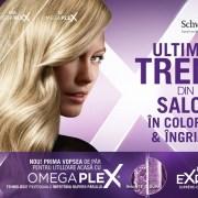 Schwarzkopf lansează noua gamă Color Expert cu OMEGAPLEX
