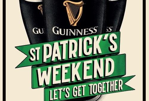 Atmosfera magică de St. Patrick's Day și spiritul irlandez se vor face simțite încă din 10 martie