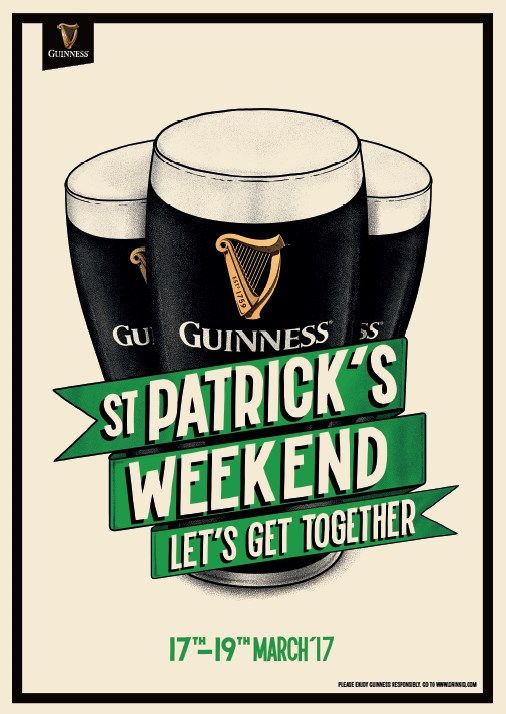 Guinness - St. Patrick's Day