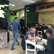 Spartan redeschide restaurantul stradal din Arad, după o investiție de peste 30.000 de euro