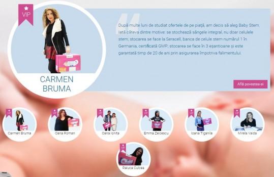 New Trends. Vedetele din România recoltează celulele stem pentru cei mici. Cine sunt ele?