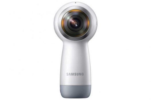 Samsung Gear 360 dispune de rezoluție 4k și cameră 360
