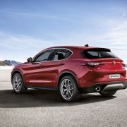 Alfa Romeo Stelvio, disponibil în România în versiunea de lansare First Edition