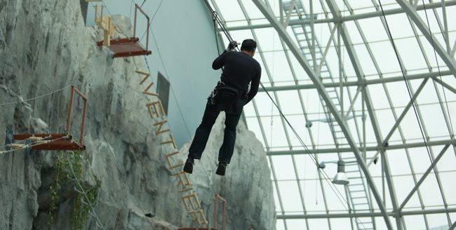 AFI Aventurier, avanpost de antrenament pentru polițiști