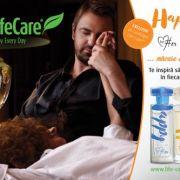 Life Care lansează noile parfumuri HAPPY by Horia Brenciu