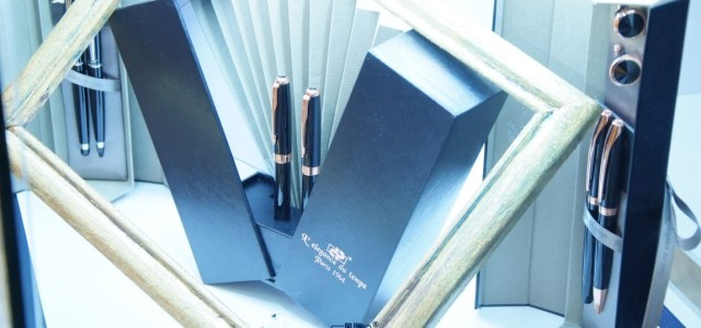 DP Collection i-a invitat pe iubitorii scrisului de mână să le testeze produsele