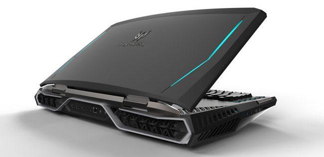 Cum arată laptopul Acer cu ecran curbat care costă 44.999 lei – Galerie Foto