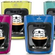 Tchibo Cafissimo lansează MINI Blazing Mint, Electric Blue,  Flashy Lime, Wild Berry, Midnight Black și Classy White