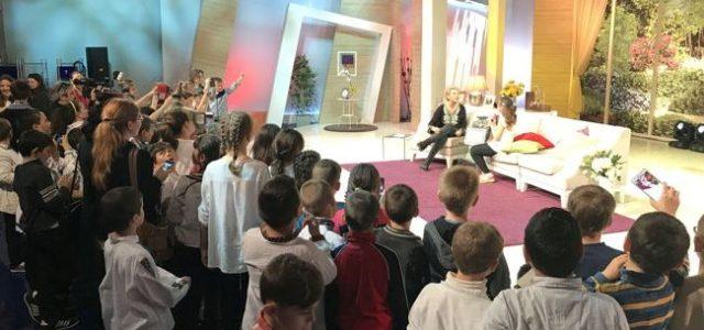 """Sfatul lui Teo Trandafir pentru copii:""""Sa invatati carte! Acesta este cel mai important lucru din lume!"""""""