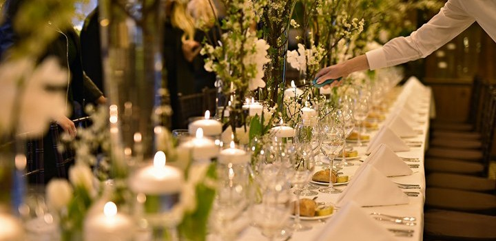 THE DINNER – Charity Events for Mia's Children