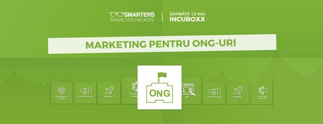 SMARTERS pregătește primul curs GRATUIT de marketing pentru ONG-uri